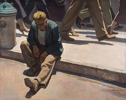 """Forgotten Man"" 1934"