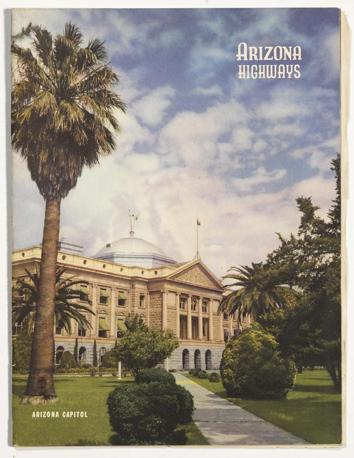 Page 19 Arizona Highways - Guirey-residence-arizona-architecture-classic