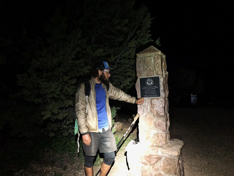 jeff garmire arizona trail record