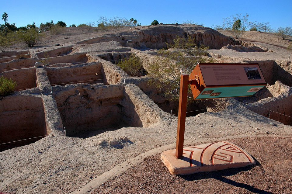 Mesa grande cultural park arizona highways for Mesas grandes