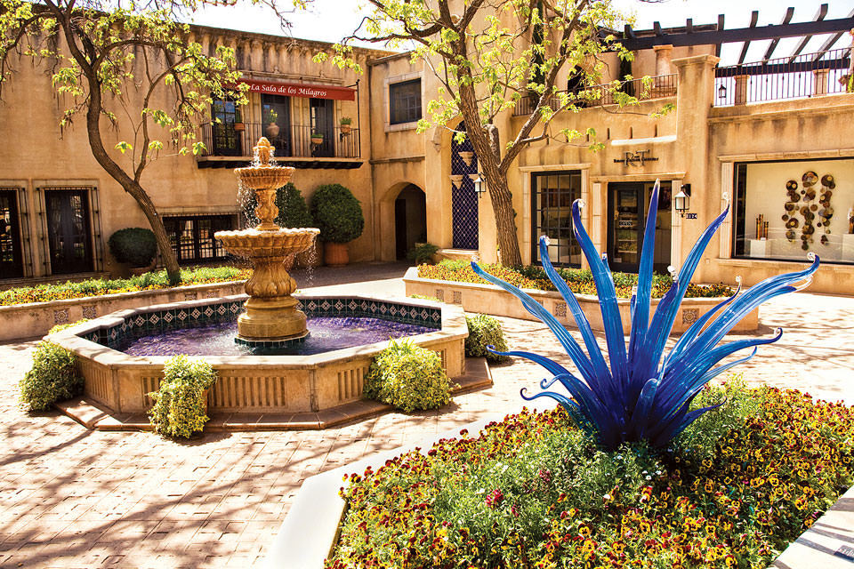 Tlaquepaque arts and crafts village arizona highways for Southwest arts and crafts