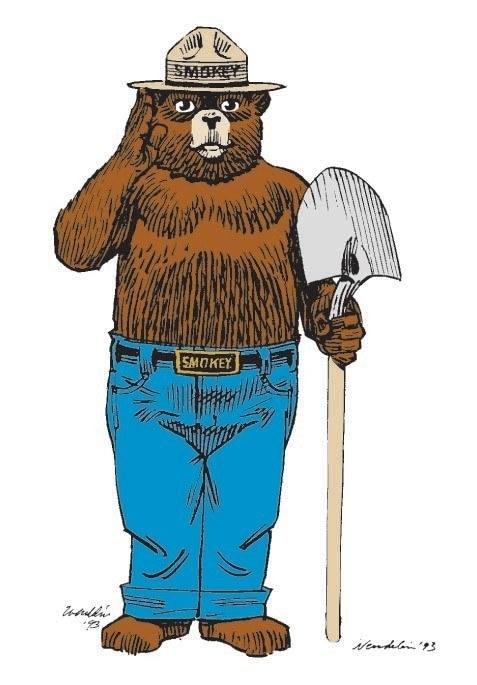 Happy Birthday Smokey Bear