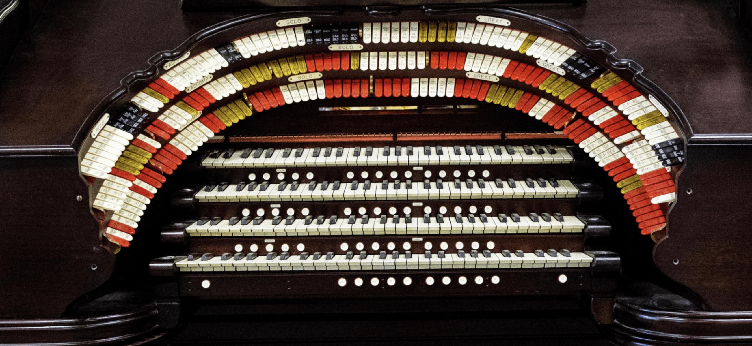 Fox Tucson Theatre Wurlitzer organ