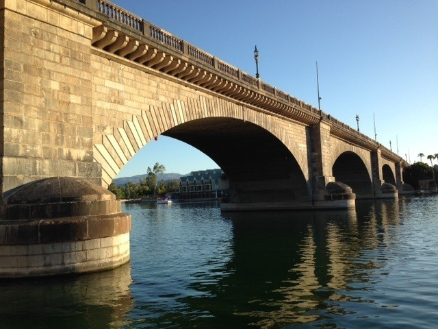 Arizonas London Bridge A Brief History