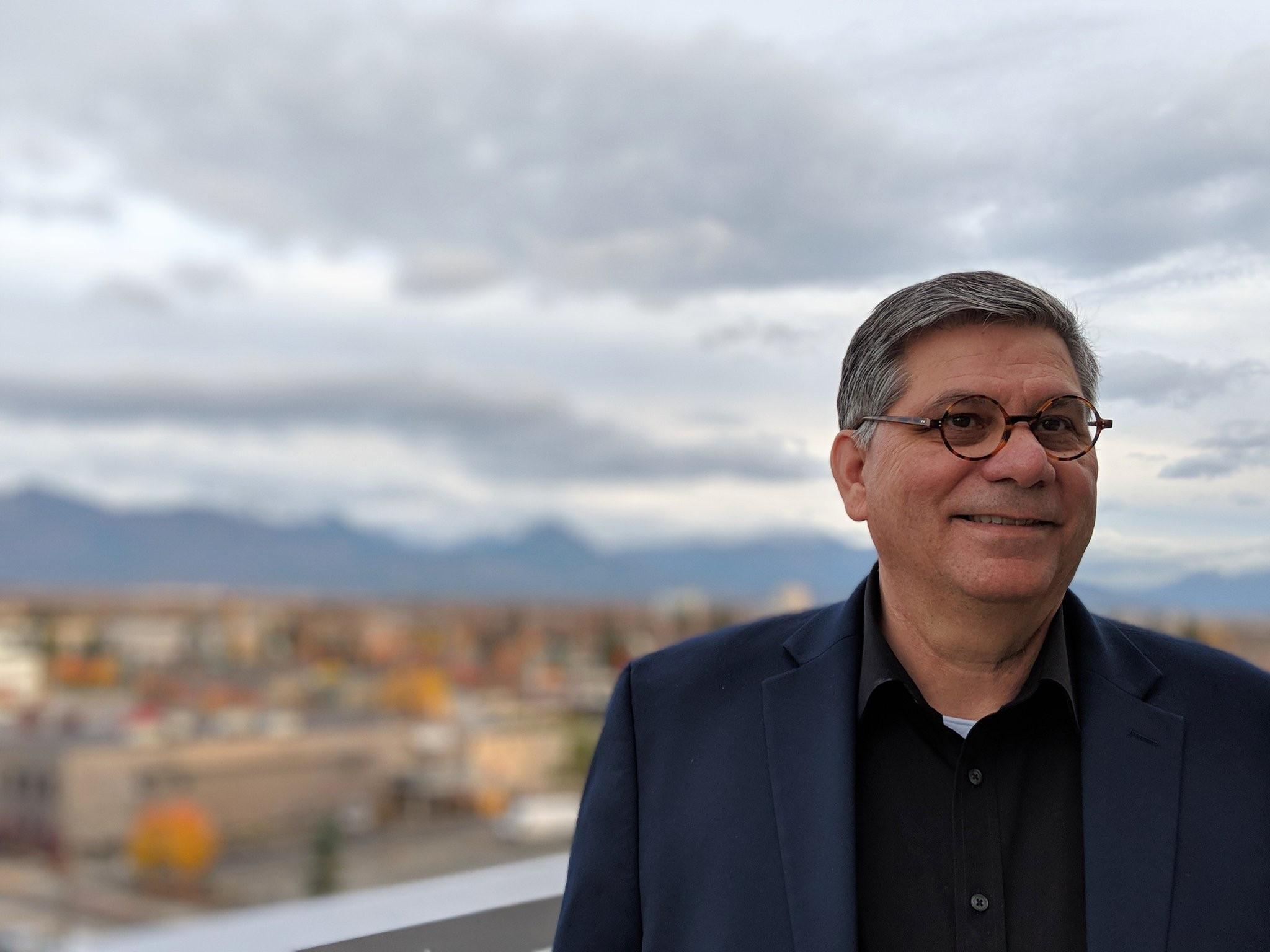 Mark Trahant, editor of Indian Country Today | Courtesy of Arizona State University