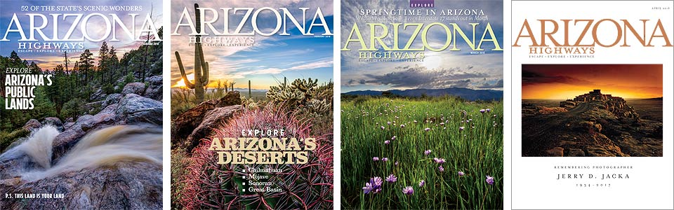 Subscribe to Arizona Highways!