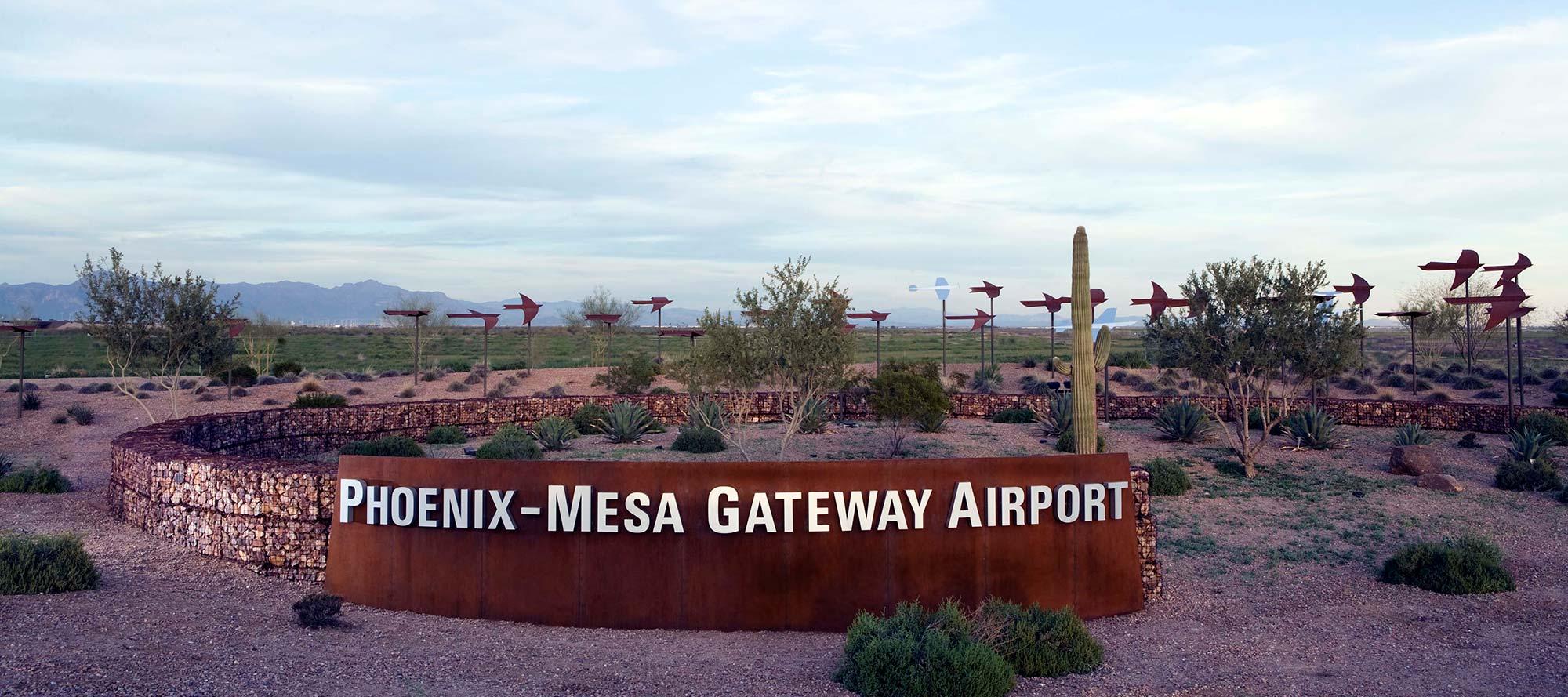mesa gateway airport